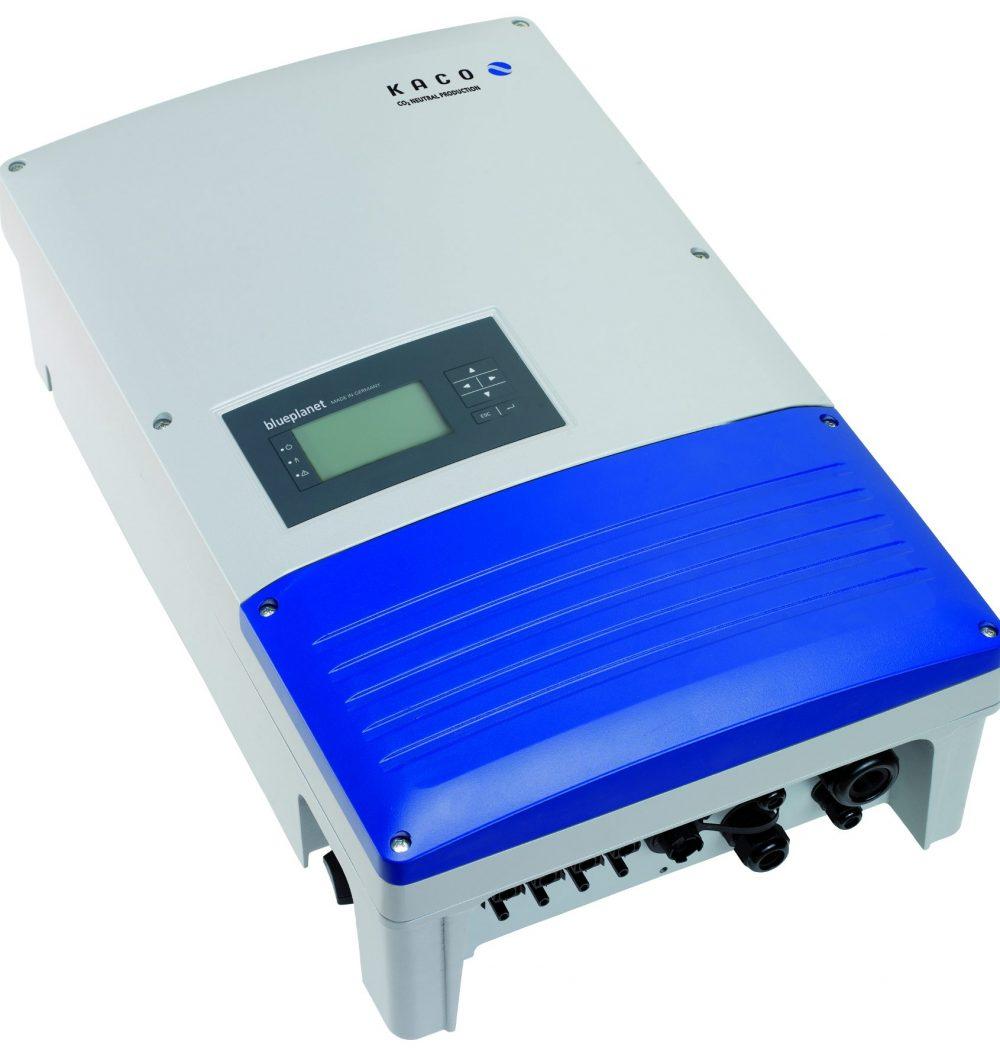 SolarstromSPD-Wechselrichter schützen PV-Anlagen vor Überspannung