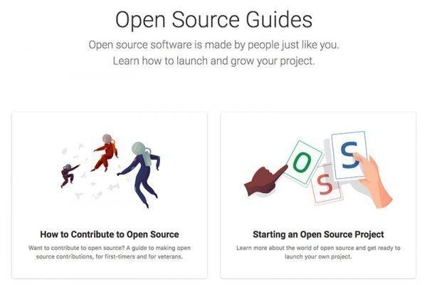 GitHub stellt Ratgeber für Open-Source-Projekte zur Diskussion