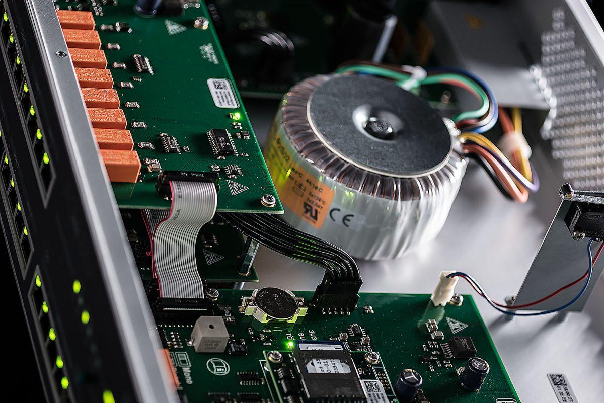 CeBIT 2017Intelligente Zutrittskontrolle braucht weniger Strom