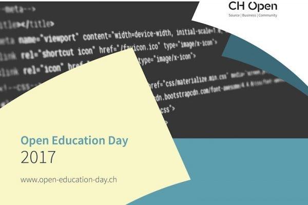 Der erste Schweizer Open Education Day startet in Brugg
