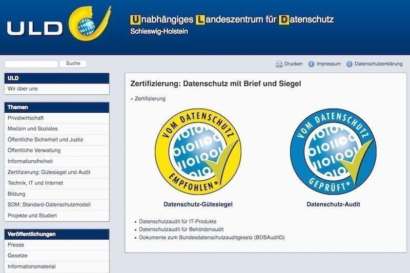 E-GovernmentKommunalsoftware bekommt zertifizierten Datenschutz