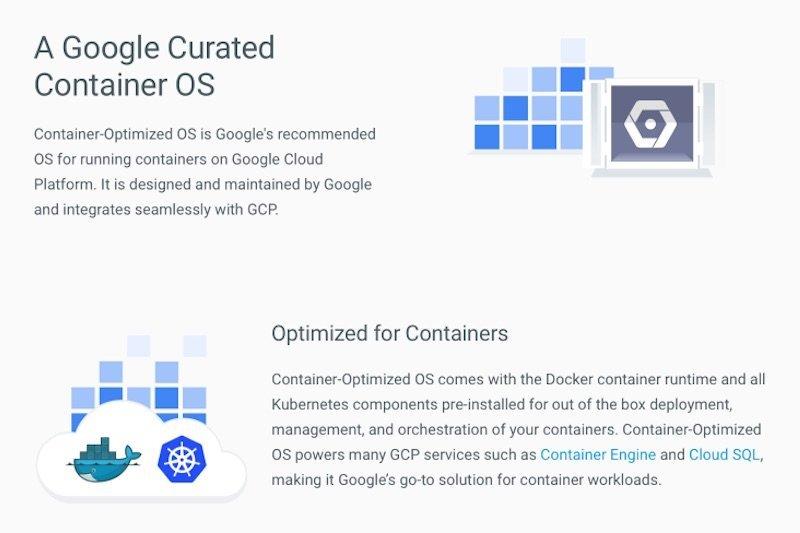 Open SourceGoogle bringt ein Docker-Betriebssystem für Container