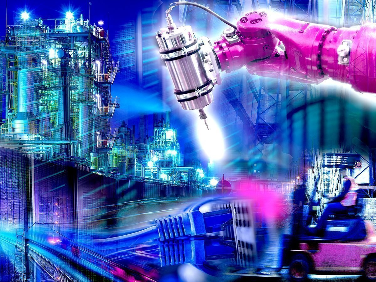 Hannover MesseDie Telekom zeigt Vernetzungslösungen für die Industrie4.0