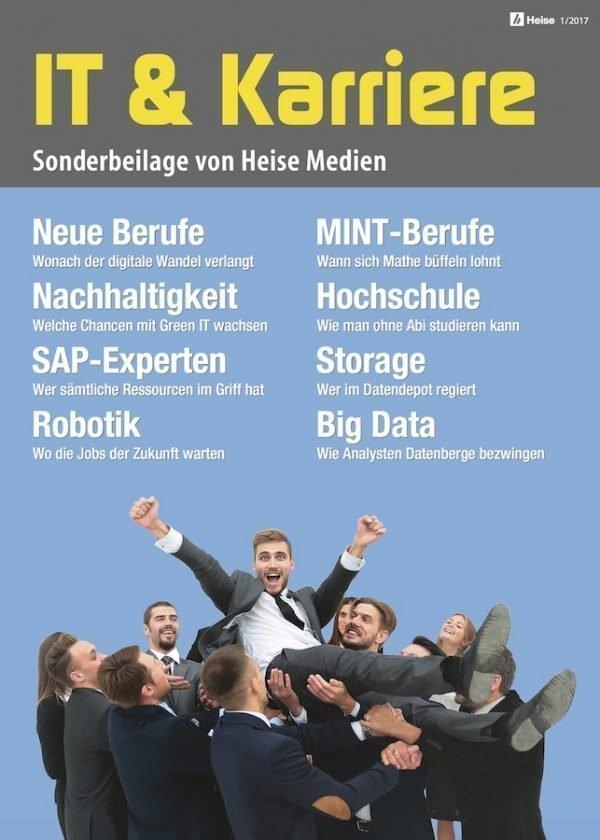 E-Paper informiert über IT-Berufe für MINT-Einsteiger