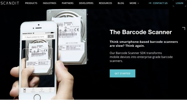 Smartphones als Barcode-Scanner mit Augmented Reality werden schneller fündig