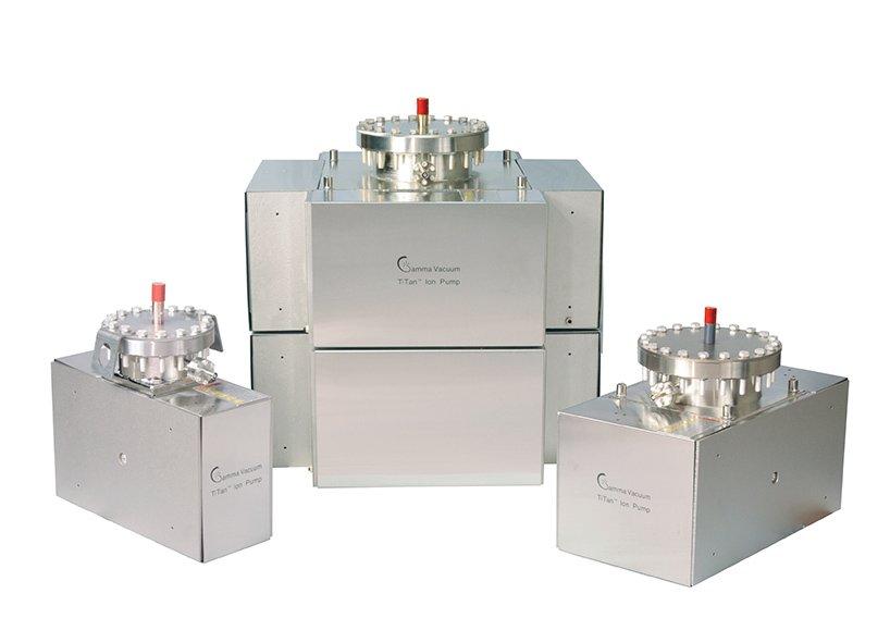 Hannover MesseNeue Vakuumpumpen arbeiten energieeffizient und fast geräuschlos