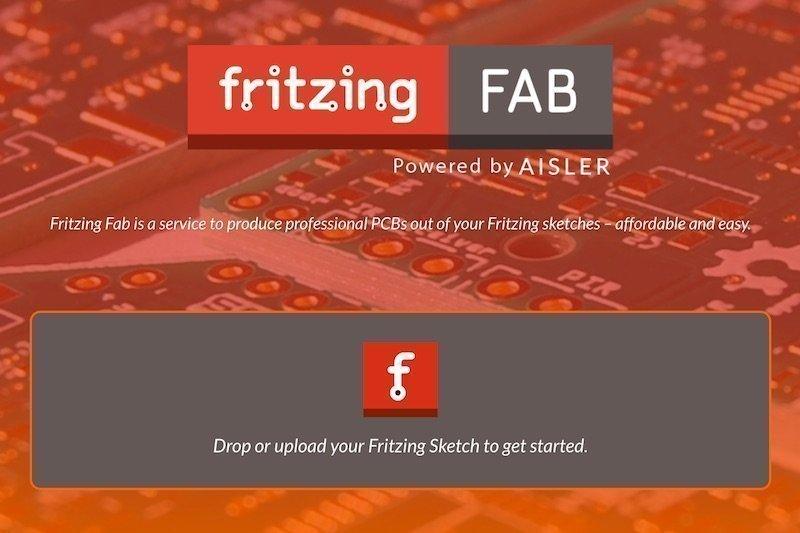 Open HardwareFritzing Fab macht Aisler.net zur Bestellplattform
