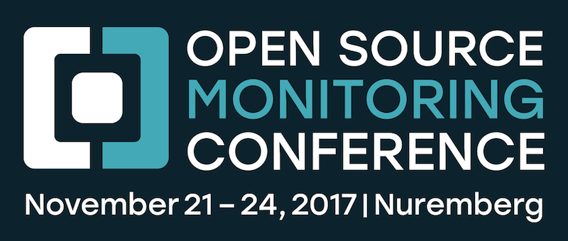 Open Source Monitoring ConferenceBis 30. Juni läuft der Call for Papers zur OSMC 2017