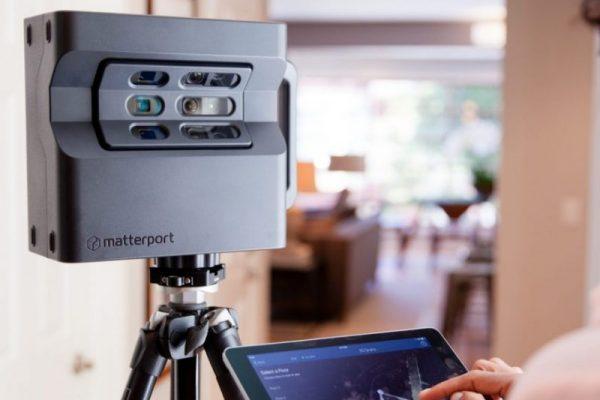 3D-Kamera für Immobilien schießt zugleich 4K-Fotos