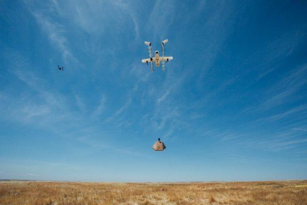Google arbeitet an Verkehrsregeln für Drohnen