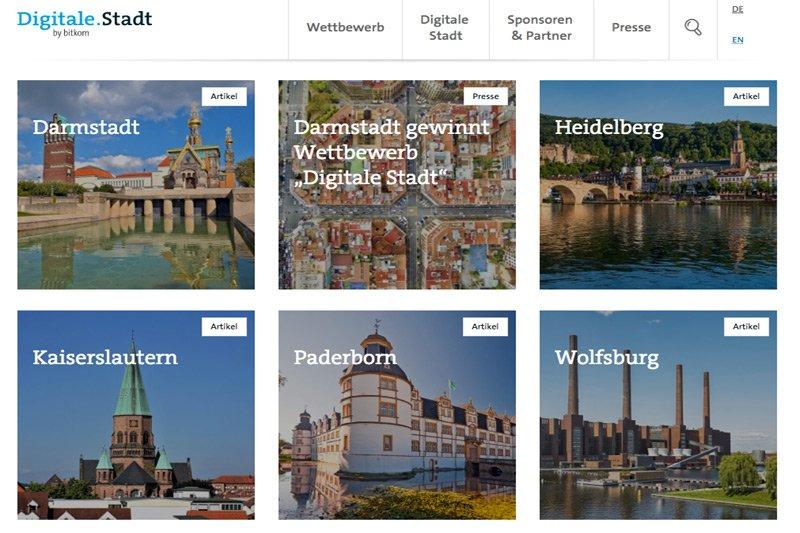 Darmstadt ist Digitale Stadt