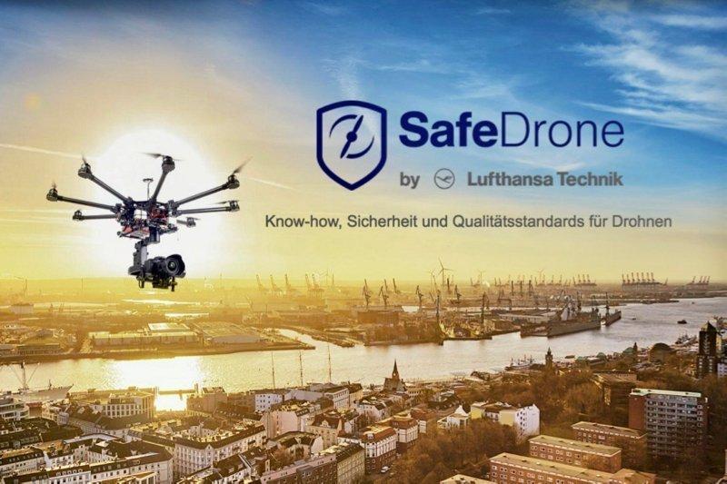 © SafeDrone – Lufthansa Technik AG