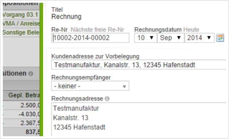 E Rechnung Zep Faktura Rechnet Im Zugferd Format Ab Mittelstandswiki
