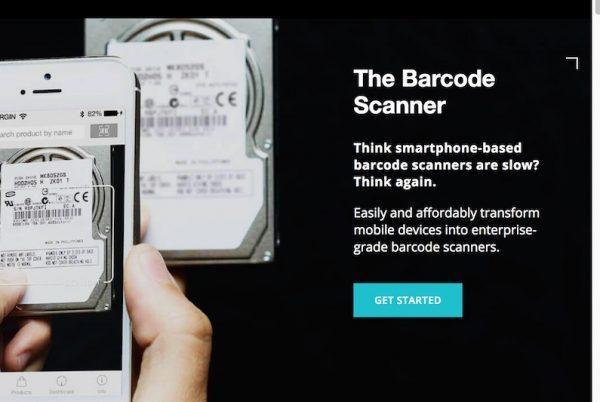 Jede Business-App kann jetzt auch Barcodes scannen