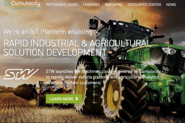 Einsatzfertige IoT-Plattform wächst mit den Anforderungen