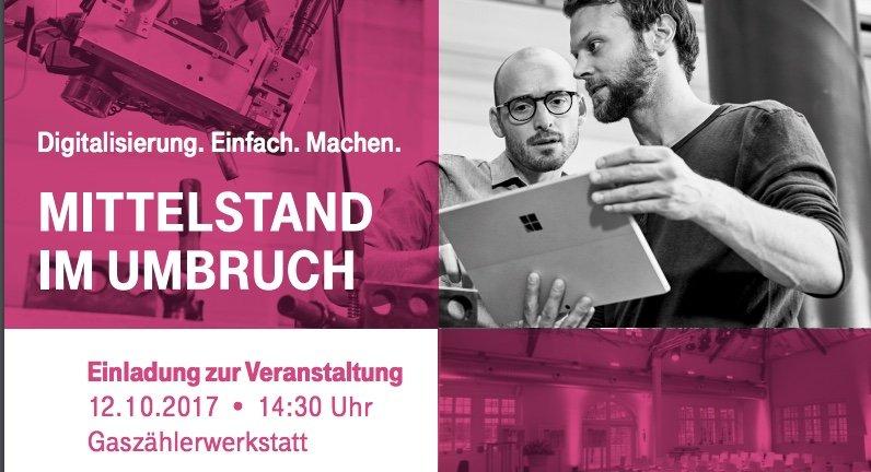 Mittelstand im UmbruchDigitalisierung aus erster Hand kommt nach München