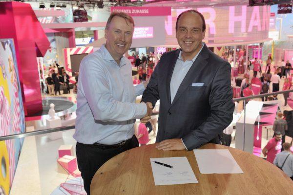 Die Telekom schnürt ein Digitalisierungspaket für Gastronomie und Ladengeschäfte