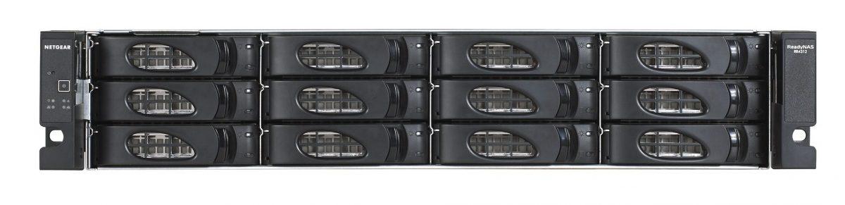 StorageNetgear-NAS-Einschub automatisiert Backups für den Mittelstand