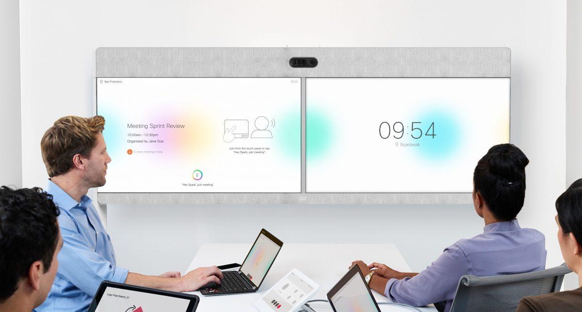 Künstliche IntelligenzDer Spark Assistant startet Videokonferenzen auf Zuruf