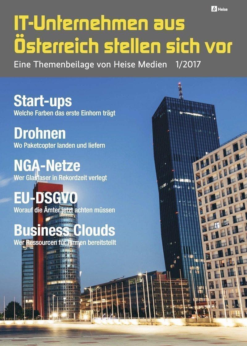 IT-Unternehmen aus Österreich stellen sich vor 1/2017