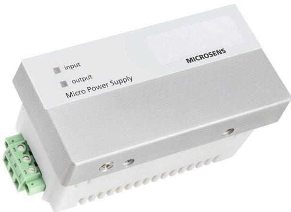 45-mm-Einbaunetzteil versorgt PoE-Geräte in Bürogebäuden