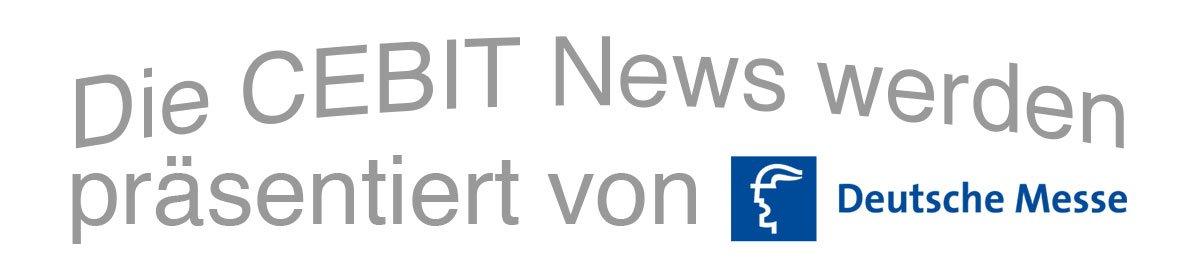 Die CEBIT News werden präsentiert von Deutsche Messe