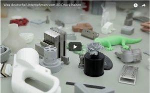 3D-Anwendungen und Industrie 4.0 schaffen neue Märkte
