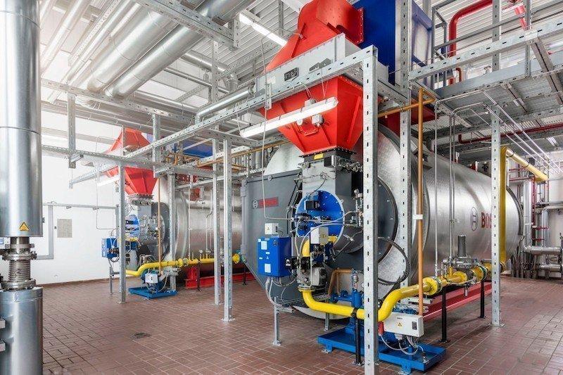 © Bosch Industriekessel