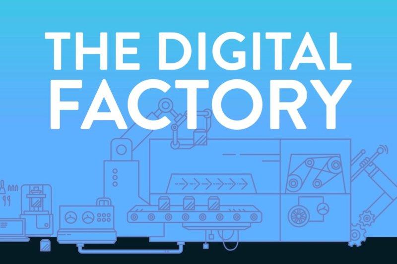 3D-DruckDie Digital Factory 2018 kommt nach Garching