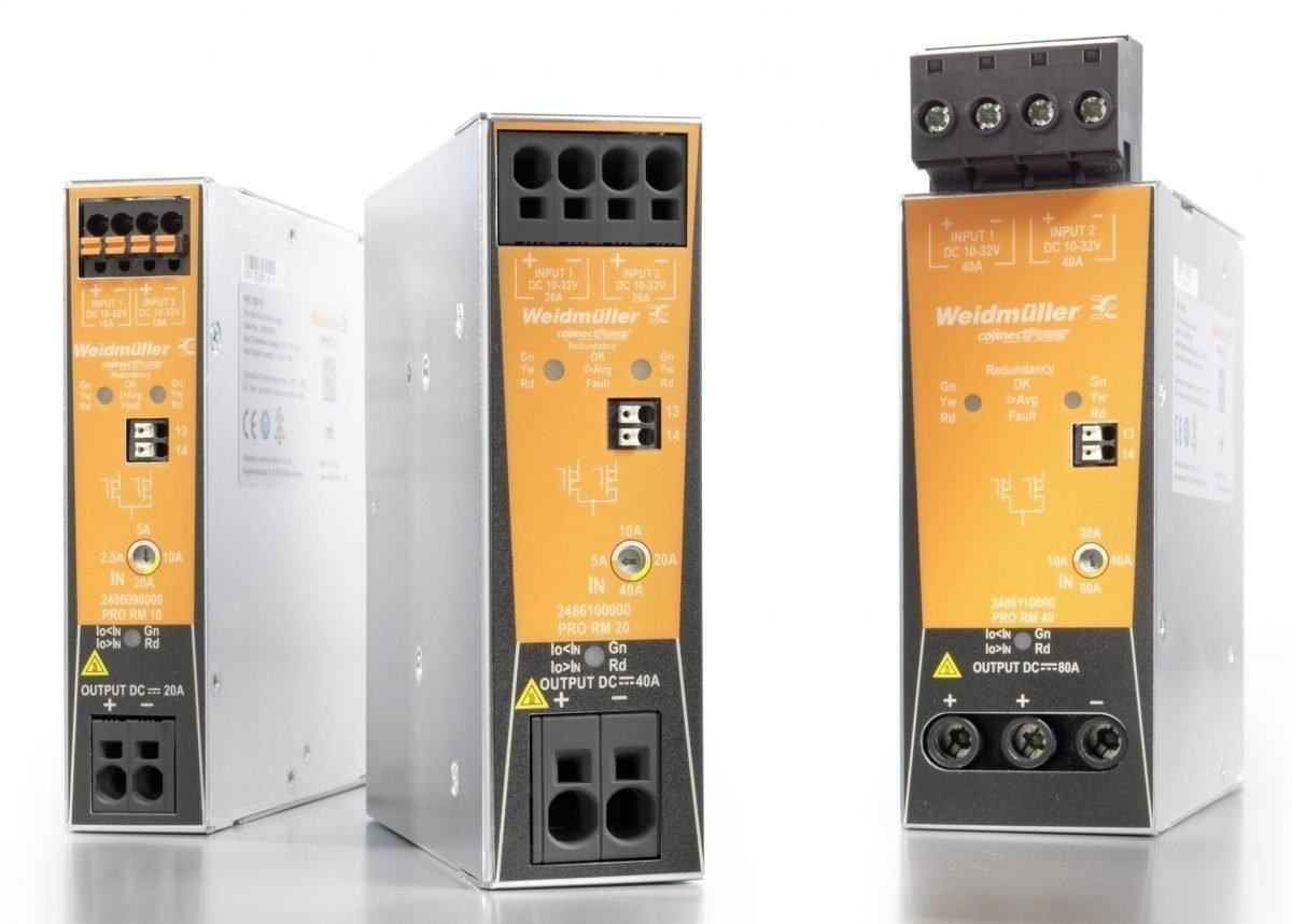 Industrie 4.0Redundanzmodule sichern die Anlagenverfügbarkeit