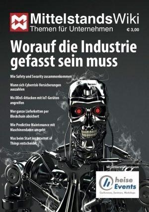 Sicherheit in der Industrie4.0 ist das Thema des Hannover-Messe-Sonderhefts