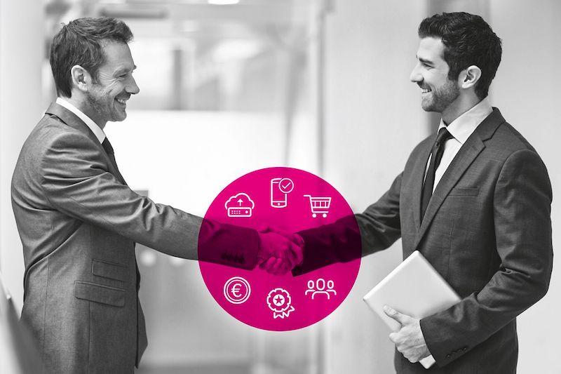 Open Telekom CloudSoftwareBoost ist TechBoost für Softwarehäuser