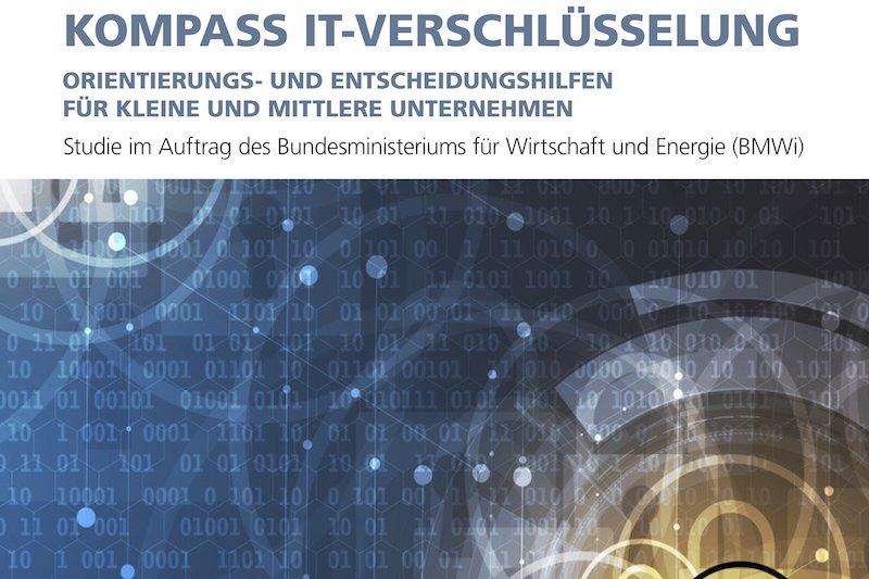 KryptografieBMWi-Kompass zeigt, wie Verschlüsselung umsetzbar ist
