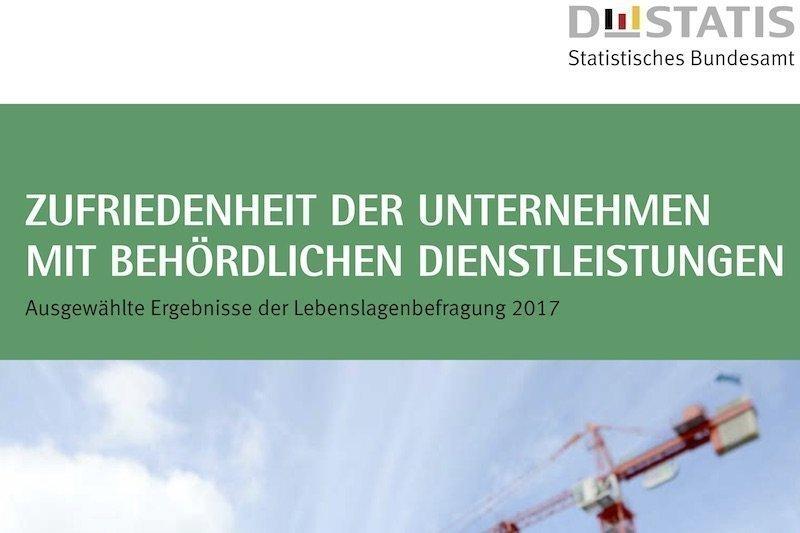 E-GovernmentBürger und Unternehmen schätzen die öffentliche Verwaltung