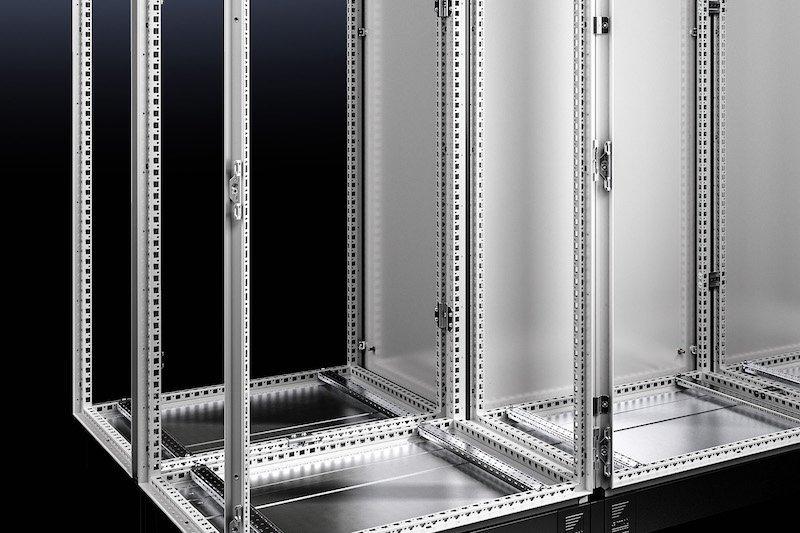 SchaltanlagenDas Rittal-VX25-System entsteht aus einem digitalen Zwilling