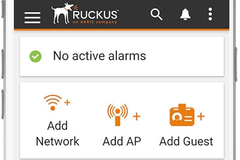 FunknetzeDas WLAN-Management aus der Ruckus-Cloud kommt nach Europa