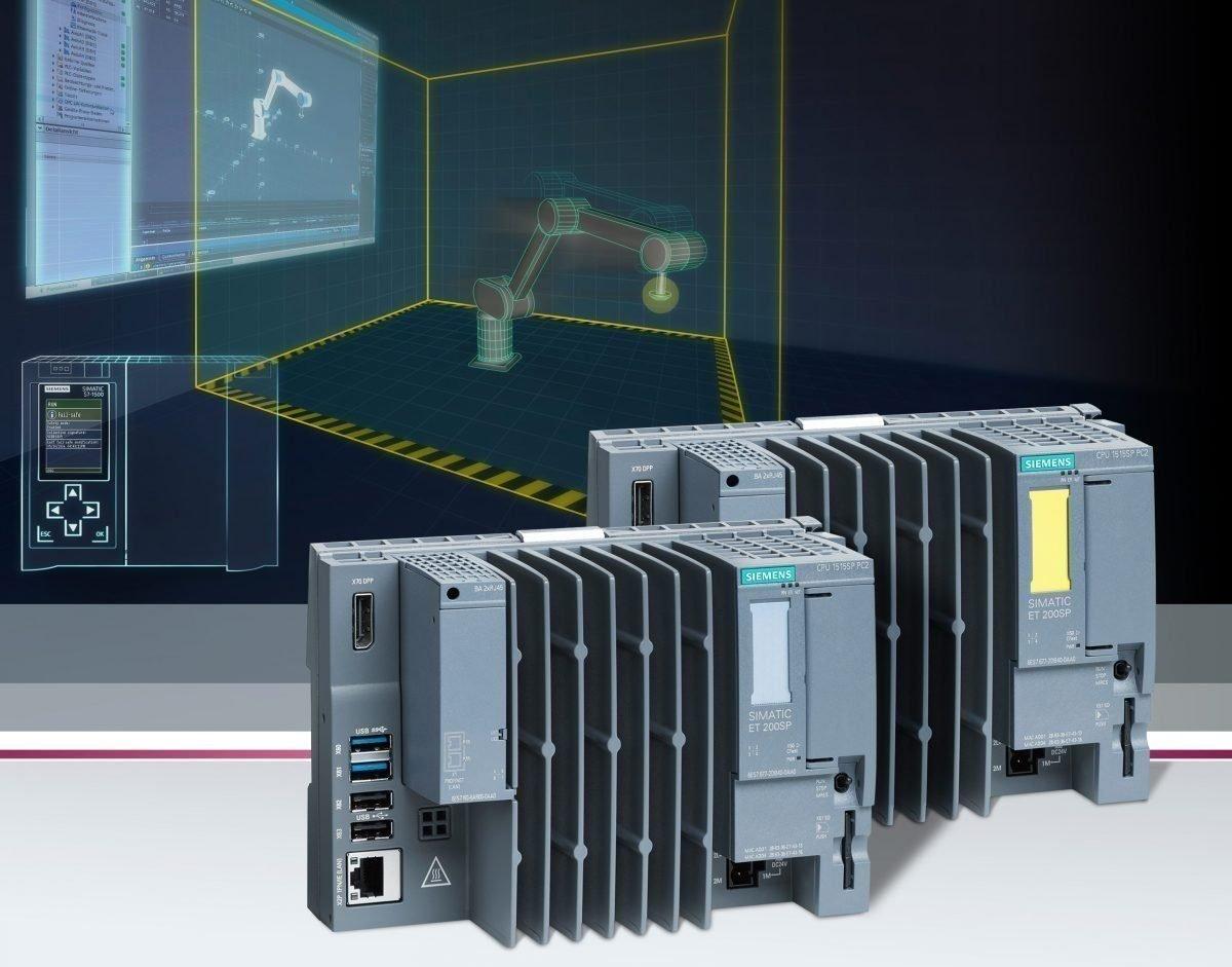 AutomatisierungSiemens bringt zwei neue Controller-CPUs für Motion-Control-Anwendungen