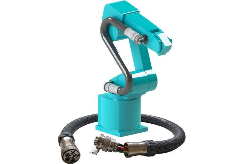 AutomaticaRoboter mit Wechseleinheit kriegen, was sie brauchen