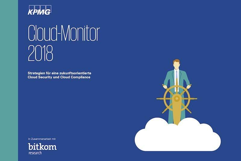Cloud-Monitor 2018Von der Cloud erwarten Anwender verstärkt Datensicherheit