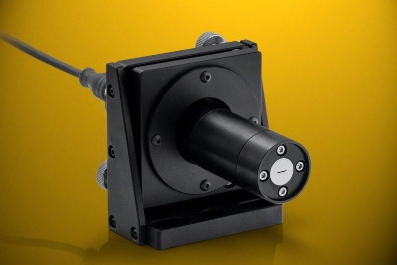 AutomaticaLong-Range-Lasermodul bleibt auf große Entfernung millimetergenau