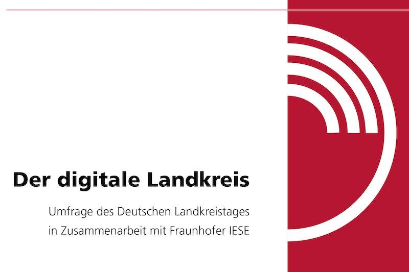 LandkreiseDLT-Umfrage berichtet zur Digitalisierung