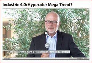 Dr. Manfred Pietschmann im Gespräch mit HYPERRAUM.TV