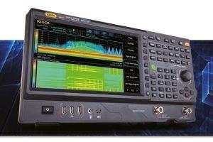 Echtzeit-Spektrumanalyse ergibt exakte EMV-Messungen