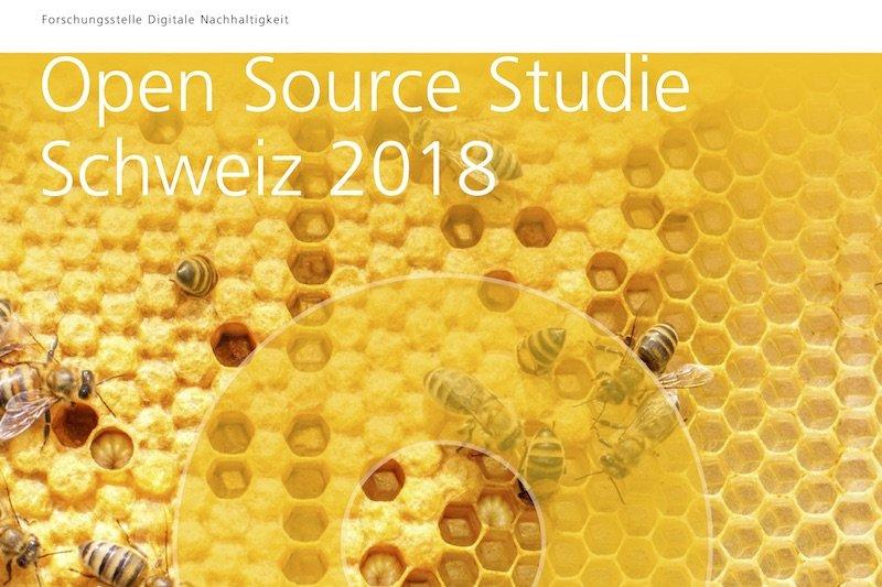 Freie SoftwareOpen Source ist in der Schweiz auf dem Vormarsch