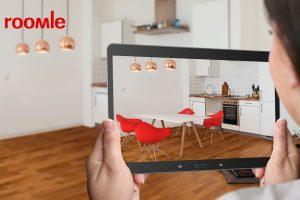 Augmented Reality zieht in die Einrichtungsmärkte