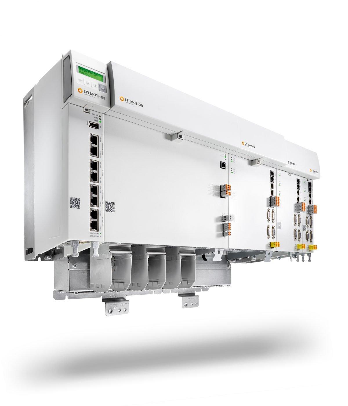 SPS IPC DrivesKompakte Automatisierungslösung steuert kombinierte Achsen dynamisch