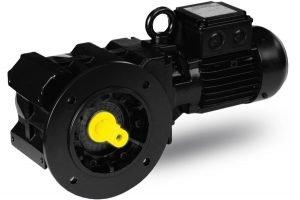 Wasserdichter Kegelradgetriebemotor spart Wartungskosten