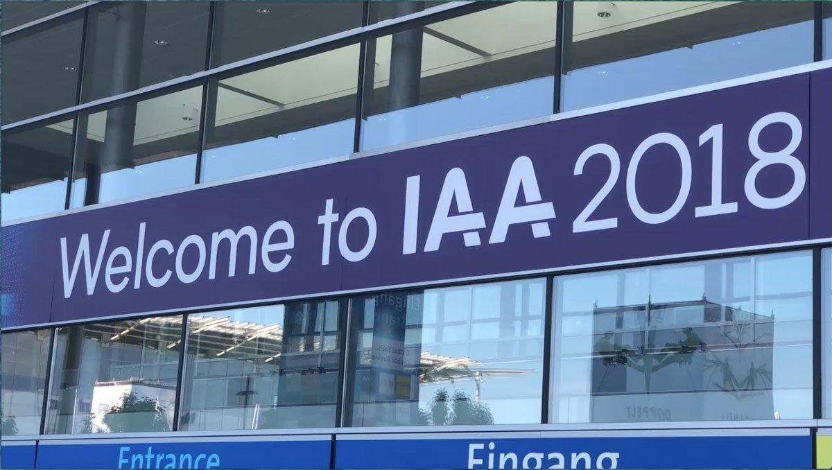 #IAA18Der Stadtlieferverkehr fährt demnächst elektrisch
