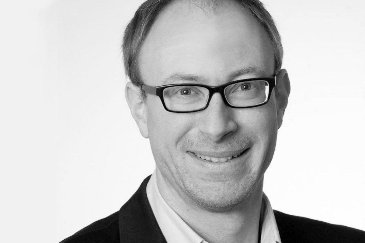 Kilian Bauer, Informationssicherheitsbeauftragter des Landratsamtes Neu-Ulm