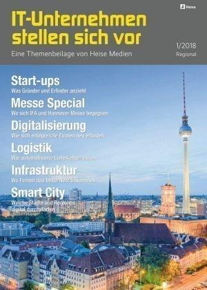 Heise-Regionalbeilage stellt gelungene Digitalisierungsprojekte vor